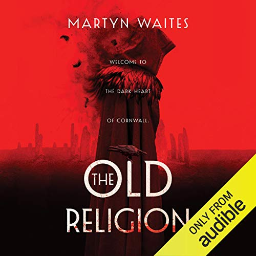 The Old Religion audiobook cover art