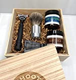 Shaving Gift Set Outlaw with Display Stand