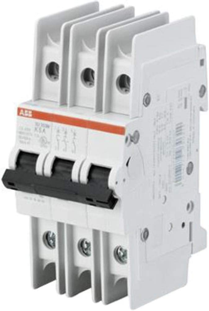 Miniature Many popular brands Circuit Breaker; Trip Curve C; Pole; UL489 Popular popular 35 Amp; 3
