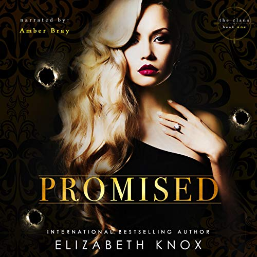 Promised audiobook cover art