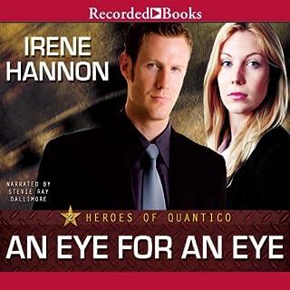 An Eye for an Eye audiobook cover art
