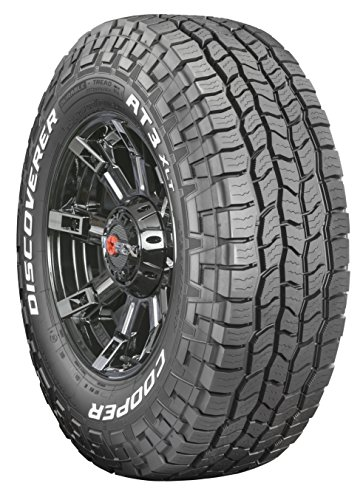 Cooper Discoverer A/T3 XLT All- Terrain Radial Tire-LT285/75R16 126R 10-ply