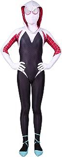 Kids Superhero Spandex Costume Cosplay 3D Zentai Full Bodysuit