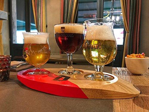 Home Comforts LAMINATED POSTER Alcohol België Bier Pub Craft Bier Brugge Poster Print 61 x 91.5