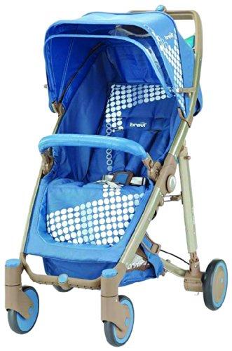 BREVI Kinderwagen Crystal Azzurro 260