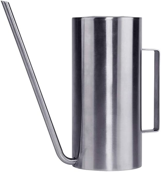 Milwaukee Mall Watering can 1500Ml Can Stainless for Home Indianapolis Mall Flower Steel