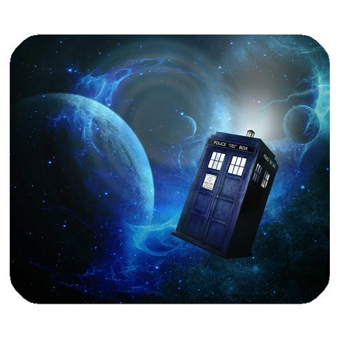 Not Applicable Personalizado Doctor Who Rectángulo Mousepad