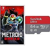 メトロイド ドレッド -Switch + サンディスク microSD 64GB