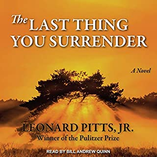 The Last Thing You Surrender audiobook cover art