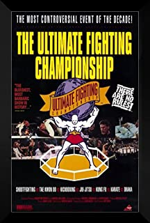 ArtDirect UFC Ultimate Fighting Championship FRAMED 27x40 Poster