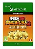 NBA 2K Playgrounds 2 All-Star Pack –  16,000 VC | Xbox One - Código de descarga