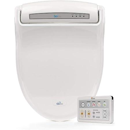 Bio Bidet BB-1000W Supreme Elongated Bidet Toilet Seat, White