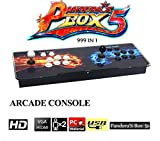 MEANS 999 in 1 Arcade Video Game Console Pandora's Box 5 Supporto HDMI VGA e USB
