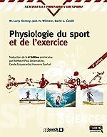 Physiologie du sport et de l'exercice de W-Larry Kenney