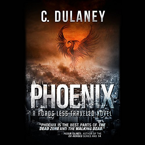 Roads Less Traveled: Phoenix audiobook cover art