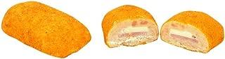 Barber Foods Frozen Cordon Bleu Stuffed Chicken Breast Meat, 5 Ounce -- 24 per case.