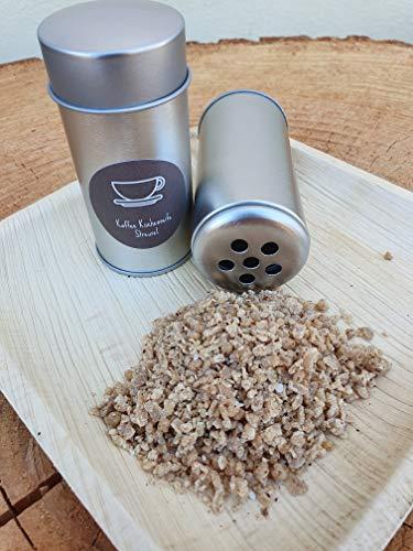 Seifen Streusel Streuer, Kaffee Küche, vegan, nimmt Zwiebel und Knoblauch Geruch von den Händen