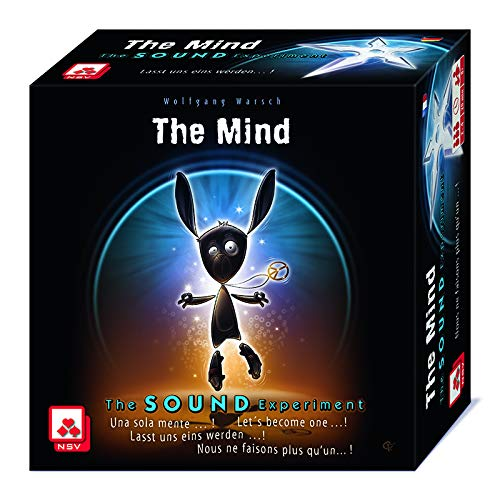 NSV - 3502 - The Mind - The Sound Experiment - Juego...