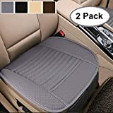 Best Auto Seat Cushions - Big Ant Breathable 2pc Car Interior Seat Covers Review