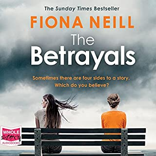 The Betrayals                   By:                                                                                                                                 Fiona Neill                               Narrated by:                                                                                                                                 Kate Lock,                                                                                        Sarah Ovens,                                                                                        Huw Parmenter,                   and others                 Length: 11 hrs and 39 mins     135 ratings     Overall 3.9