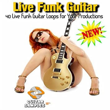 40 Live Funk Guitar Loops For Your Productions - Tempo 90