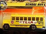 Matchbox #12 School Bus