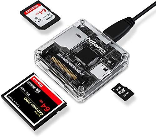 Nllano -  Kartenleser USB 3.0
