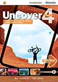 Uncover 4 - Combo a - With Online Workbook and Online Practice