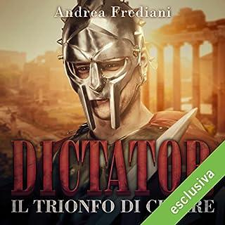 Il trionfo di Cesare cover art