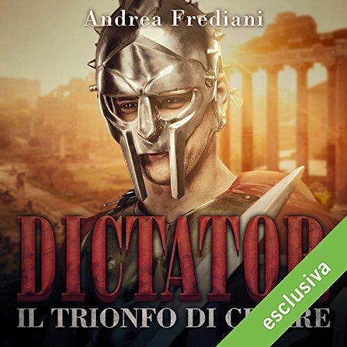 Il trionfo di Cesare audiobook cover art