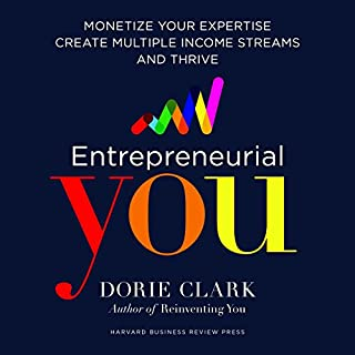 Entrepreneurial You audiobook cover art