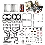 Evergreen HSHBTBK9012 Head Gasket Set Timing Belt Kit Compatible with/Replacement for 04-11 Subaru 2.5 SOHC EJ251 EJ253