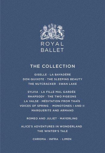 Royal Ballet Collection/ [DVD]