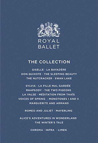 The Royal Ballet Collection [15 DVDs]