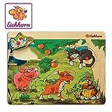 Simba Eichhorn - Puzzle de madera (100005453) , color/modelo surtido