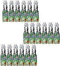 Sangaria Ramune, 6.76 Fluid Ounce (Melon, 18 Bottles)