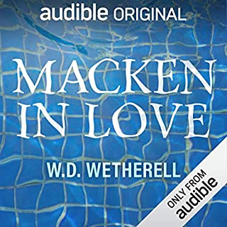 Macken in Love audiobook cover art