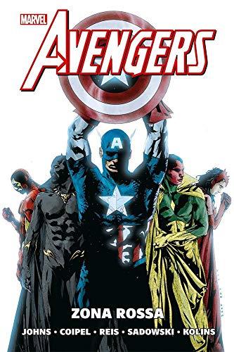 Avengers - La Zona Rossa - Marvel History - Panini Comics - ITALIANO #MYCOMICS