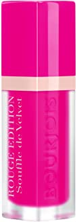 Bourjois Rouge Edition Souffle de Velvet Liquid lipstick 5 Fuchsiamallow Pinks, 7.7ml