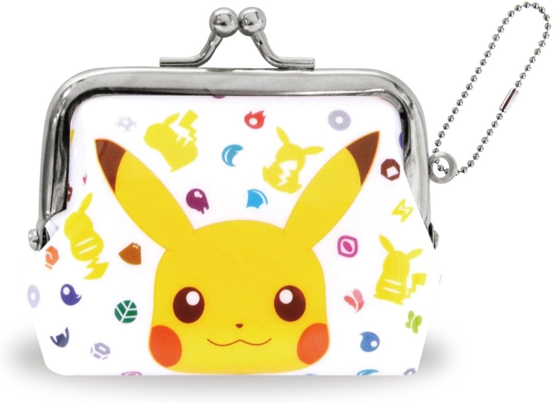 Pocket Monster Wallet Wallet Pikachu White RM4930