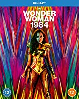 Wonder Woman 1984 [Blu-ray] [2020] [Region Free]