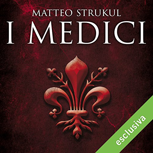 I medici audiobook cover art