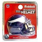 Minnesota Vikings ''Revolution'' Style Pocket Pro NFL Helmet