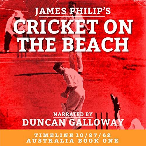 Cricket on the Beach cover art