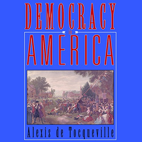 Democracy in America audiobook cover art