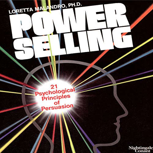 Power Selling audiobook cover art