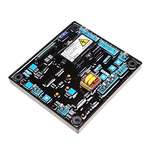 Mover Parts AVR MX341 Automatic Voltage Regulator for Generator with 1 Year Warranty