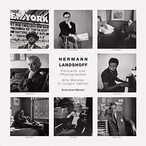 Alte Meister in jungen Jahren: Portraits von Photographen. Katalogbuch