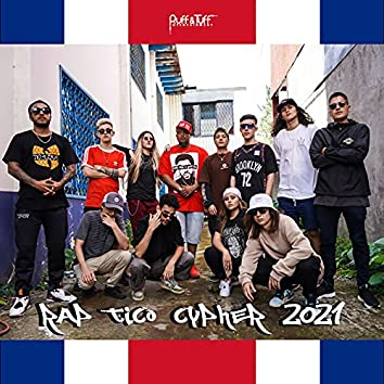 Rap Tico Cypher 2021