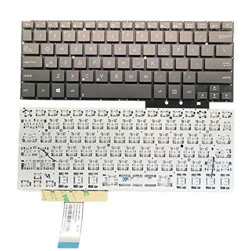 FQ Laptop Tastatur für ASUS ZENBOOK UX390 UX390UA Schwarz Amerikanische Version